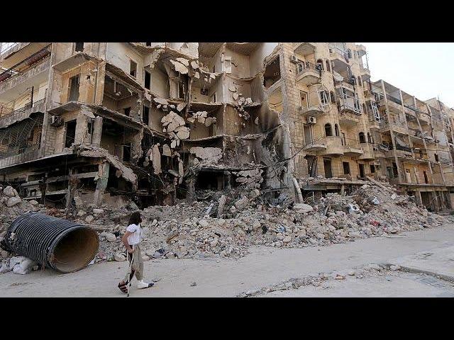 پیشروی ارتش سوریه در شهرهای حلب و زبدانی