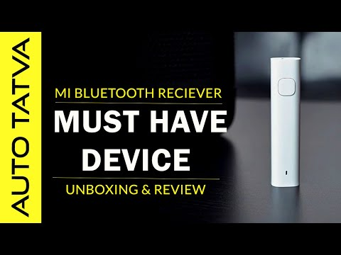 Mi Bluetooth Audio Receiver - Unboxing & Review | Go Wireless with Bluetooth | Hindi