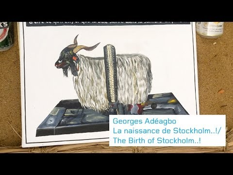 Georges Adéagbo - La naissance de Stockholm.... (Viewed: 182times, Rating: 5.0, Comments: 0)
