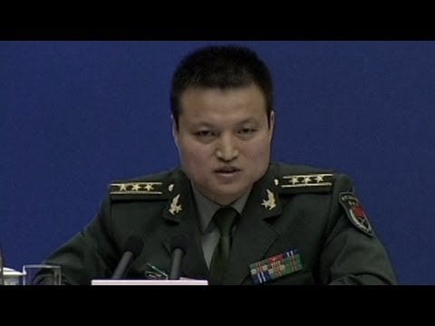China Blames US for Tensions in the Asia Pacific