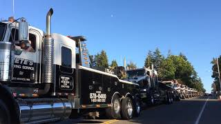 Tow Truck Parade
