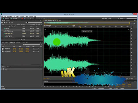 Adobe Audition CC, Como exportar una mezcla de audio a wav, Curso completo en español, Cap 25