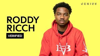 "Roddy Ricch ""Ballin'"" Official Lyrics & Meaning 