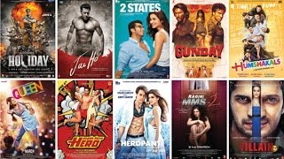 download lagu Top 10 Bollywood Movies Of 2014 By Box Office gratis