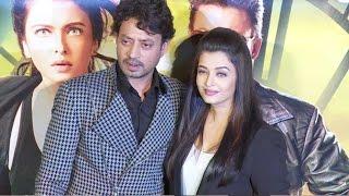 UNCUT: Jazbaa Official Trailer Launch | Aishwarya Rai Bachchan, Irrfan Khan, Sanjay Gupta