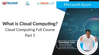 Cloud Computing and Microsoft Azure Tutorial For Beginners - Introduction - Part 1