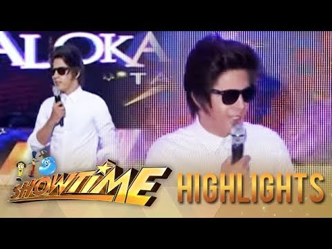 IT'S SHOWTIME Kalokalike Take 2 : Daniel Padilla