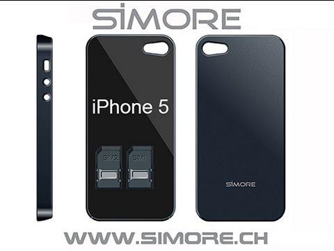 iphone 5 dual sim bluetooth triple dual sim adapter. Black Bedroom Furniture Sets. Home Design Ideas