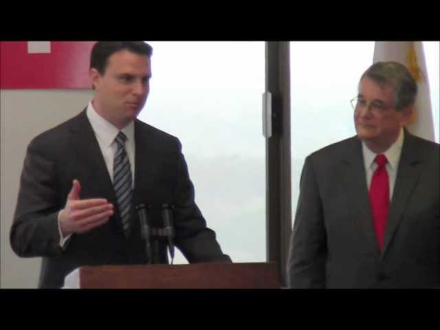 House Speaker Will Weatherford Outlines His 2013 Pension Reform Agenda