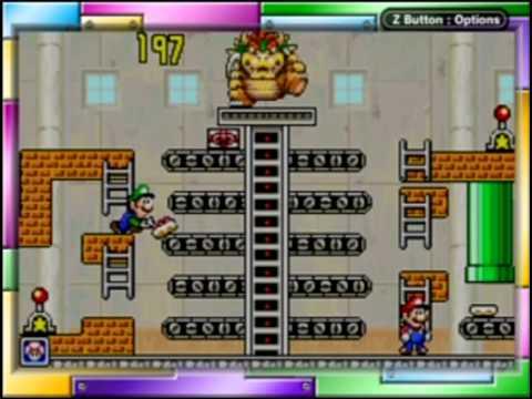 Game & Watch Gallery 4 - Modern Mario Bros. (Easy) Part 1