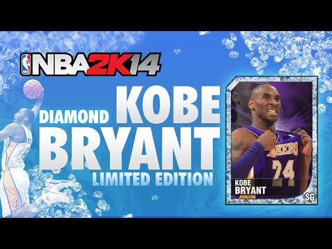 NBA 2K14 My Team DIAMOND KOBE BRYANT! How to get him + Player Review! PS4 and XBOX ONE