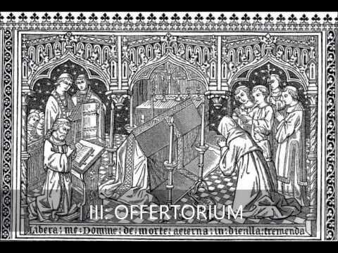 Палестрина Джованни - Missa pro defunctis