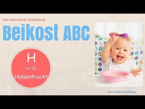 Beikost ABC - H wie Hülsenfrüchte