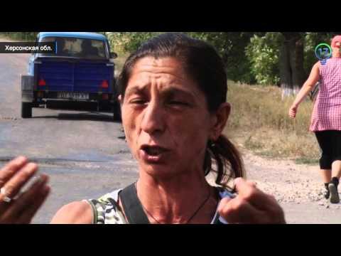 Блокада Крыма: Опрос жителей приграничных территорий. Мнения