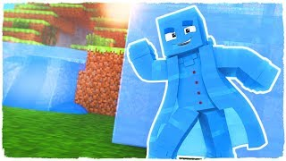 I'M DISGUISED LIKE WATER! - MINECRAFT