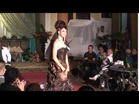 Pasarela del Evento TransCuba 2013 en Sancti Spiritus