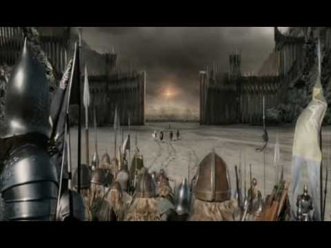 Aragorn's Battle Speech - Extended Scene