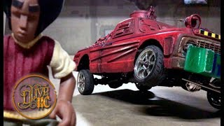 RC LOWRIDER CHASSIS HOMEMADE - Build & Drive