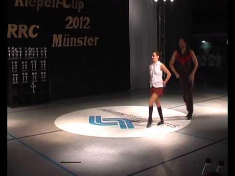 Jasmin Bergman & Bastian Scholz - Kiepen Cup 2012