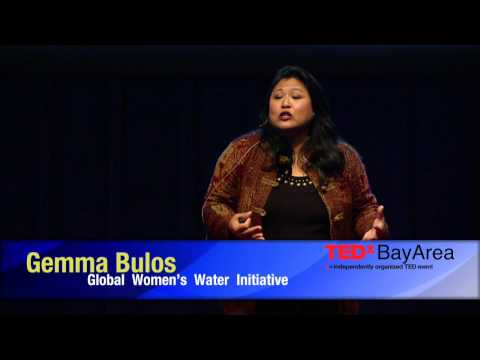 It takes a single drop of water to start a wave: Gemma Bulos at TEDxBayArea
