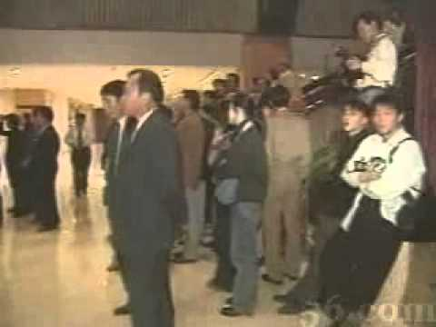 Michael Jackson In South Korea - Seoul 1996 video