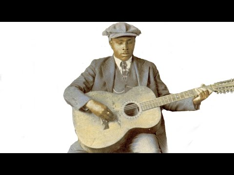 'Delia' BLIND WILLIE McTELL, Blues Guitar Legend