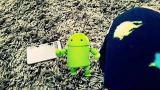 My android came out of my android ipad/tablet