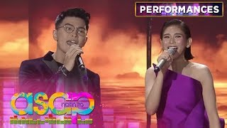 Sarah Geronimo and Daryl Ong serenade everyone with their performance| ASAP Natin 'To