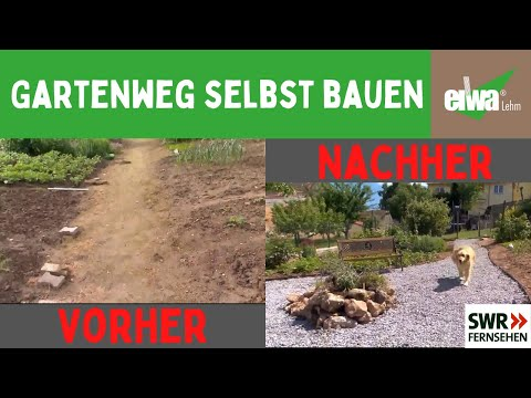 Gartenweg - So Schnell Und Einfach Geht`s!