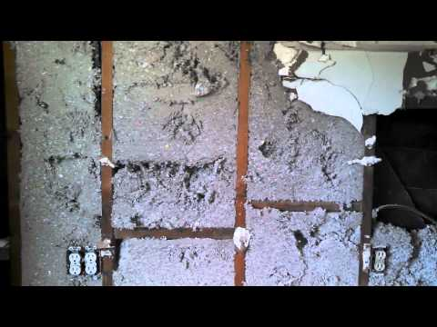 How to insulate an old house
