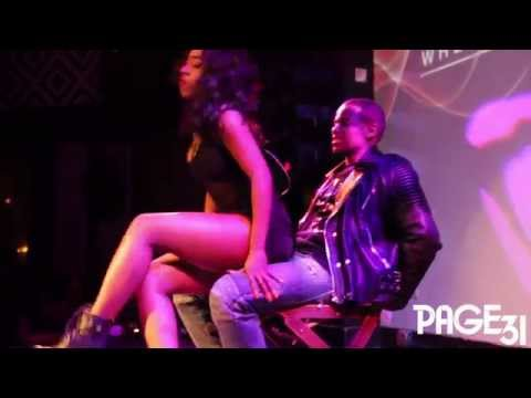 Sevyn Streeter Gives Mack Wilds a Lap Dance | Sex On The Ceiling...