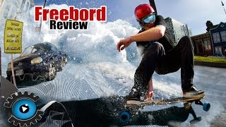 Freeboard Review - Snowboarden OHNE Schnee - [Deutsch/German]