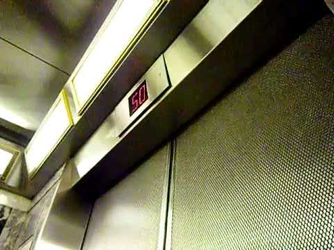 Otis High Speed Elevator