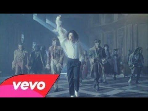 Michael Jackson Ft. Lady Gaga - Monsters (Official Music Video)