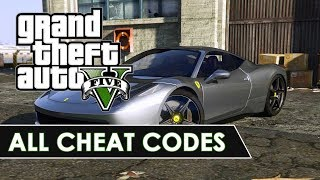 GTA 5 Cheats PC *New*
