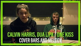 download musica Calvin Harris Dua Lipa - One Kiss Bars and Melody COVER