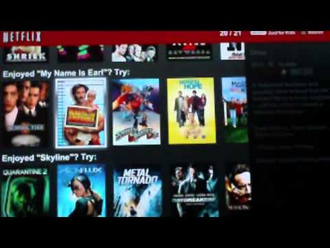 How to get US netflix in the UK ps3 (Working Settings)