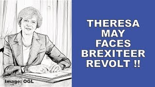 Theresa May faces Brexit Revolt!