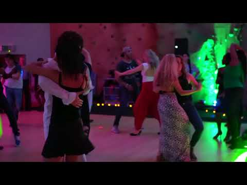 MAH01983  Social Dances with Several TBT @ ZofT UKDC OCT 2017 ~ video by Zouk Soul