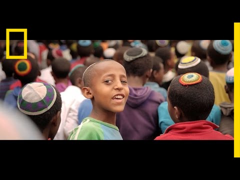 A Look Inside Ethiopia's Falash Mura Community