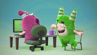Kinder Kids ❤️💚💙 lernen Farben lustig #53 Oddbods Neu Toys Show learn colors Cartoon Deutsch 2019