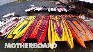 Miami's Most Powerful Speedboats