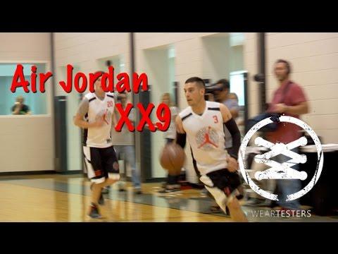 Air Jordan XX9 Wear Test Experience in Chicago #TakeFlight