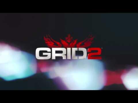 GRID 2 - Геймплей HD