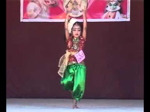 Gowrikrishna 's  Folk Dance Malayalam Ukg Section video