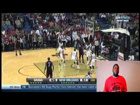 Greg Oden TOMAHAWK  DUNKS In NBA Debut With Miami Heat Is Greg Oden Back??
