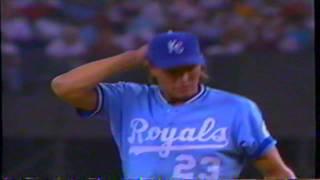 1988 All Star Game: Vince Coleman vs Mark Gubicza