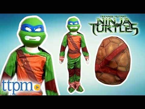 Teenage Mutant Ninja Turtles Leonardo Child Costume from Rubie's