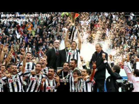 Francesco Repice e la Premiazione della JUVENTUS CAMPIONE D'ITALIA 2012 – Juventus-Atalanta 3-1