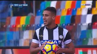 Serie A: Udinese - Napoli (0-1) - 26/11/2017